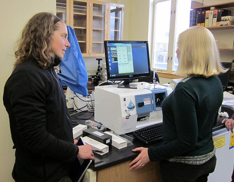 Eawag - Greifensee Monitoring - Scripps Plankton Camera