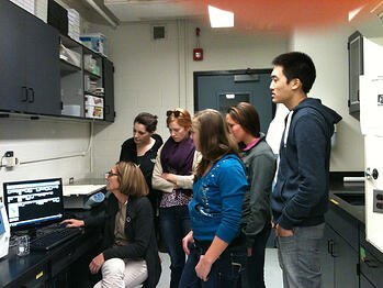 University of Rhode Island Graduate School of Oceanography using FlowCam