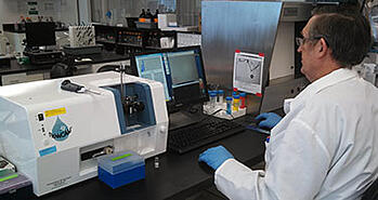 David Rhodes Protein Sciences Corporation using FlowCam