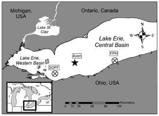 Chaffin et al Lake Erie central basin