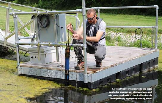 Cost-Effective Algae Control - Opflow 2020 - photo