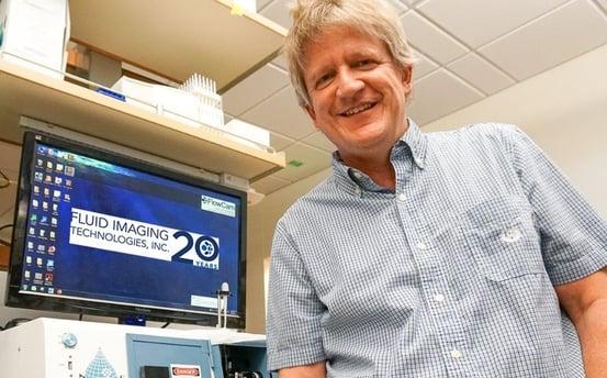 Dr. Ted Randolph FlowCam Nano University of Colorado