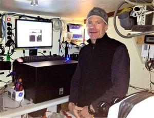 Harry Nelson FlowCam Tara Oceans Project
