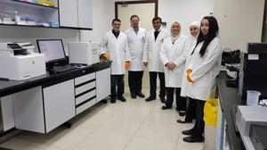 NYU Abu Dhabi with FlowCam