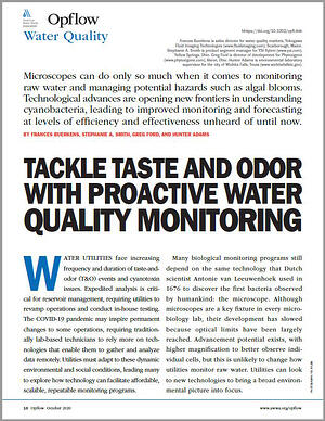 Tackle Taste and Odor thumbnail