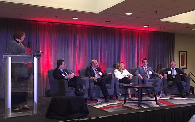 Mainebiz CEO Breakfast Forum Fluid Imaging Technologies Kent Peterson